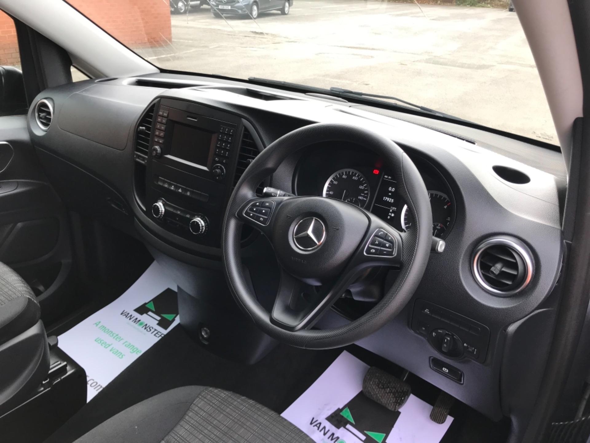 2018 Mercedes-Benz Vito 119 Bluetec Tourer Select 8 Seater (KS18GOX) Image 10