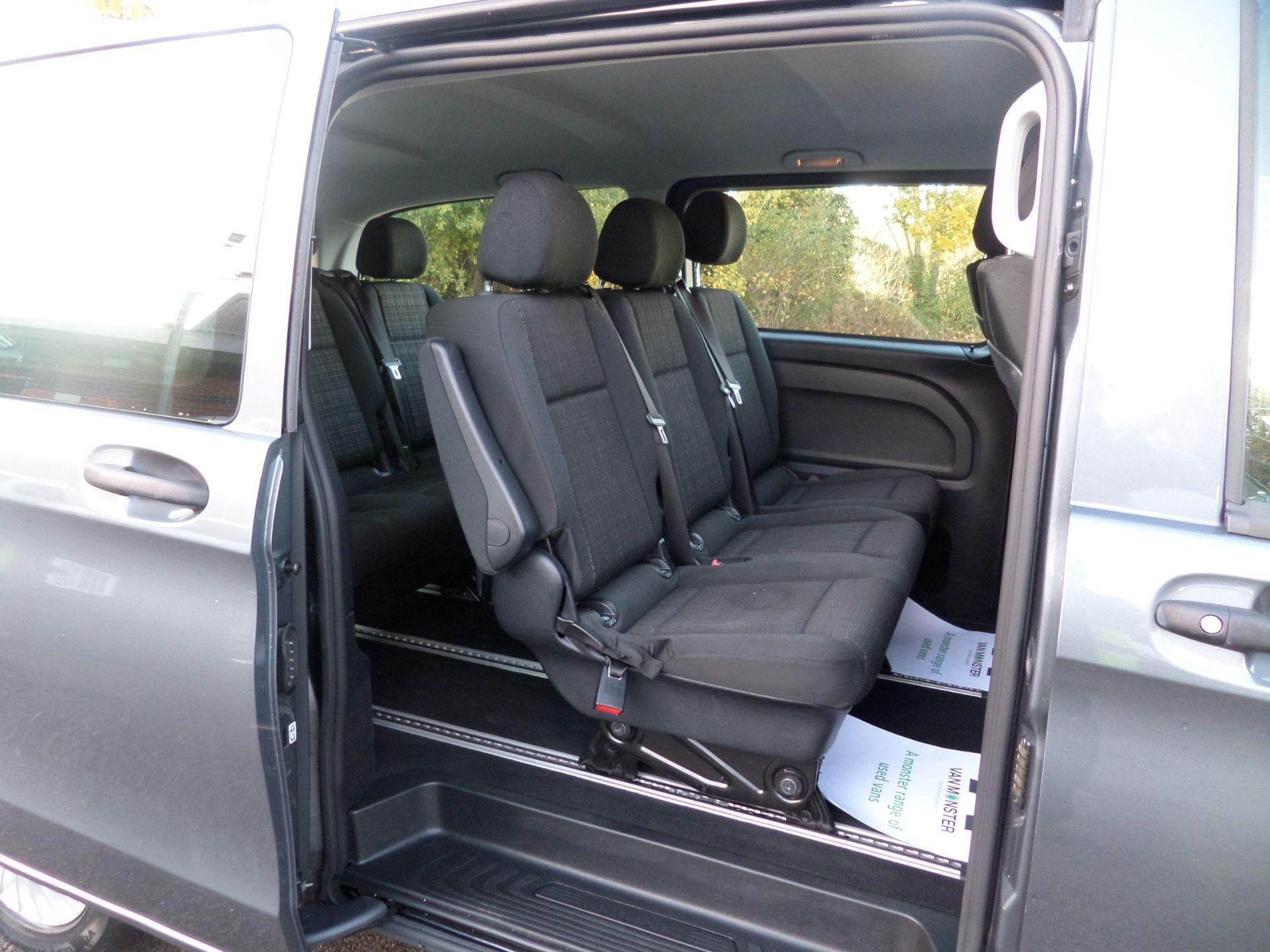 2018 Mercedes-Benz Vito 119 Bluetec Tourer Select 8 Seats Euro 6 (KS18GTY) Image 13