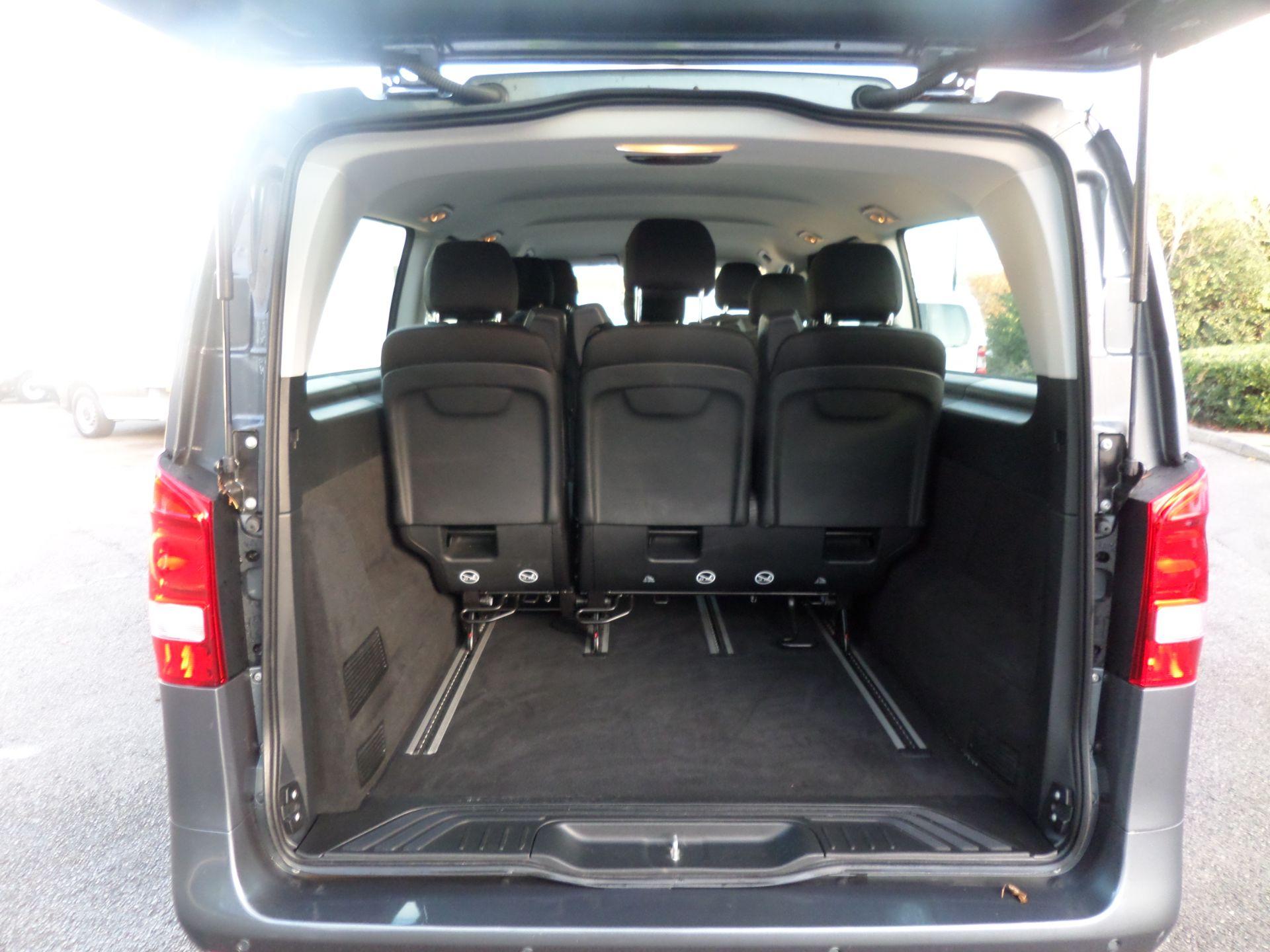 2018 Mercedes-Benz Vito 119 Bluetec Tourer Select 8 Seats Euro 6 (KS18GTY) Image 6
