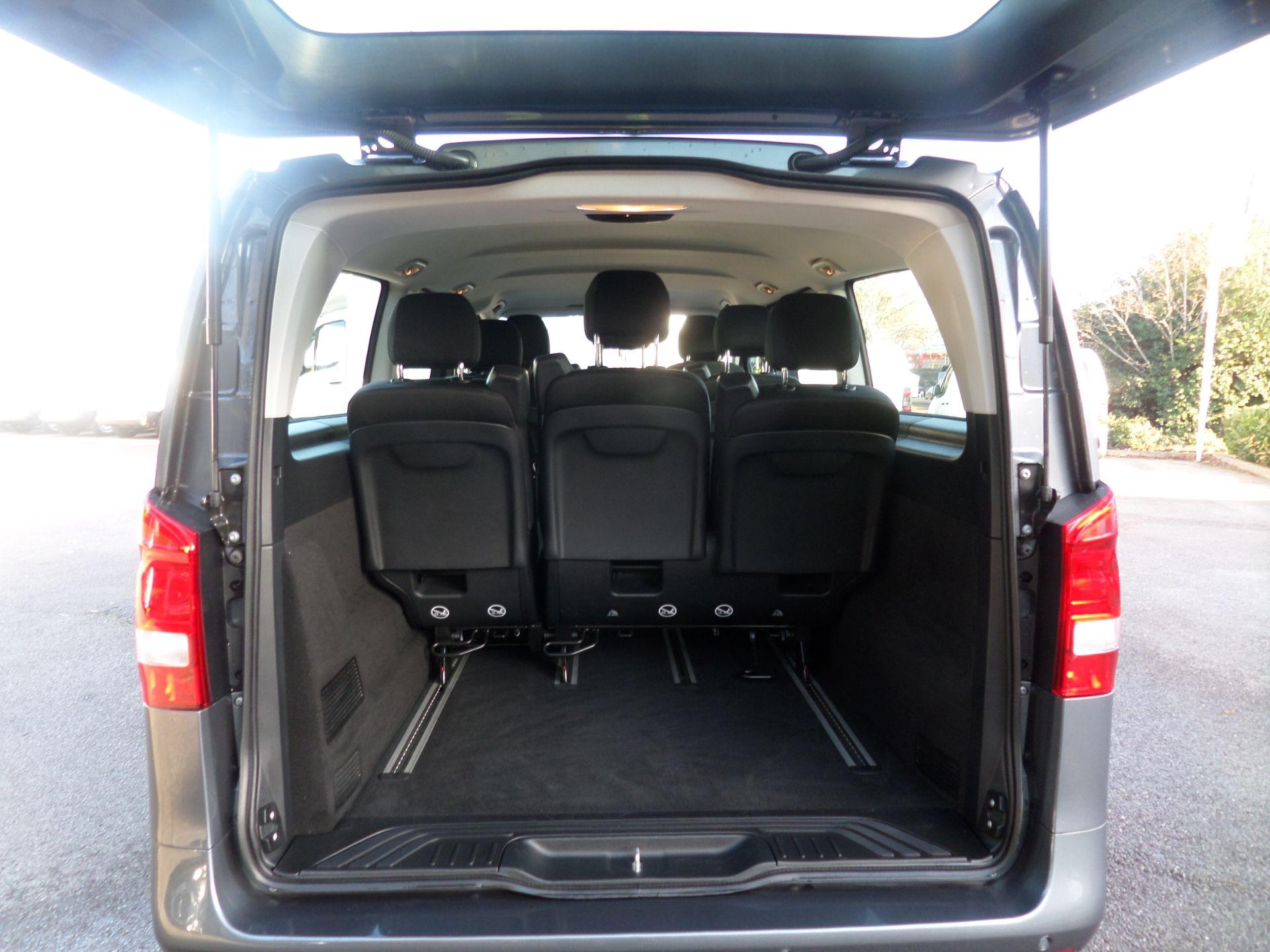 2018 Mercedes-Benz Vito 119 Bluetec Tourer Select 8 Seats Euro 6 (KS18GVF) Image 5