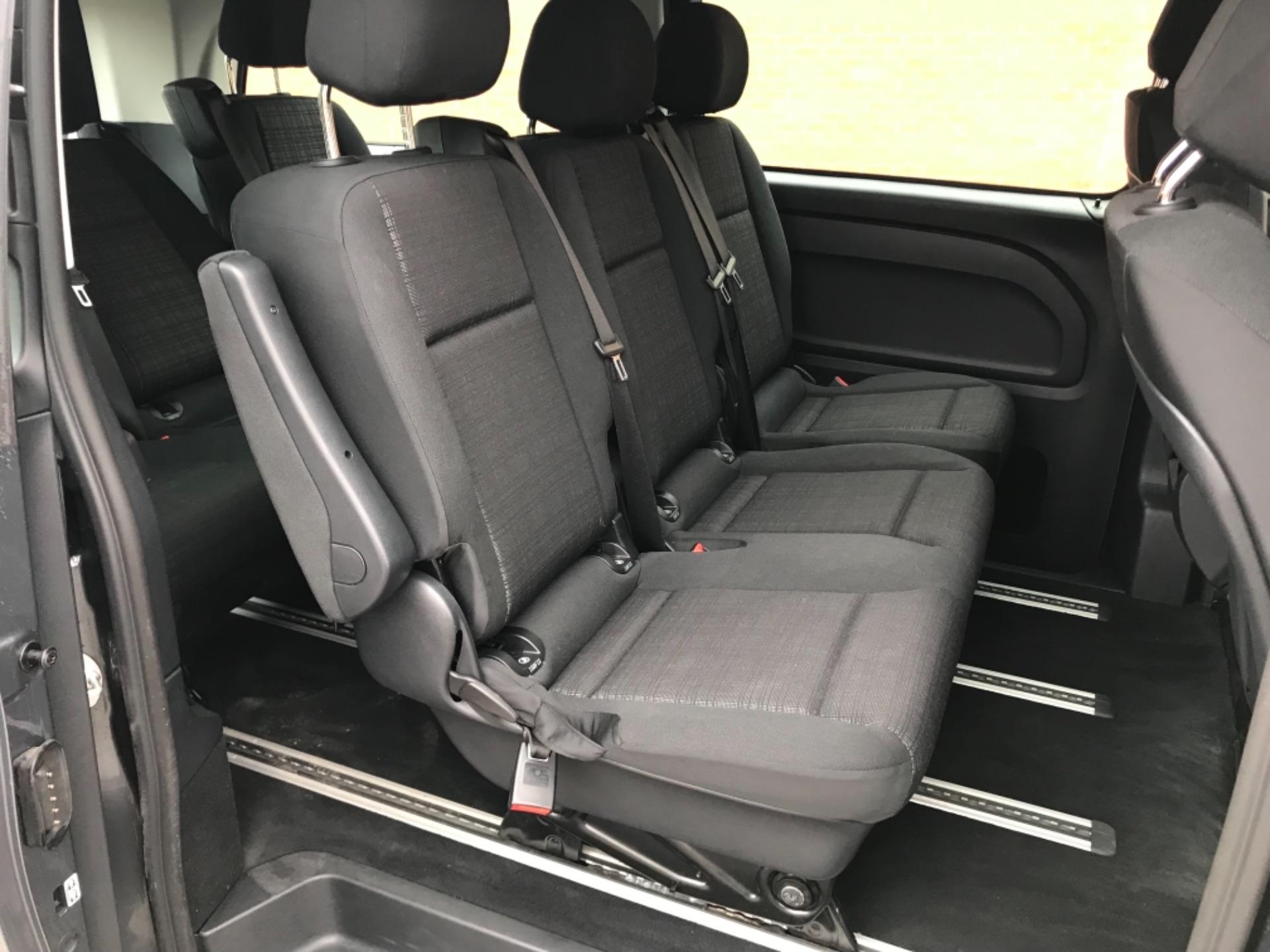 2018 Mercedes-Benz Vito 119 Bluetec Tourer Select 8 Seater (KS18GVZ) Image 28