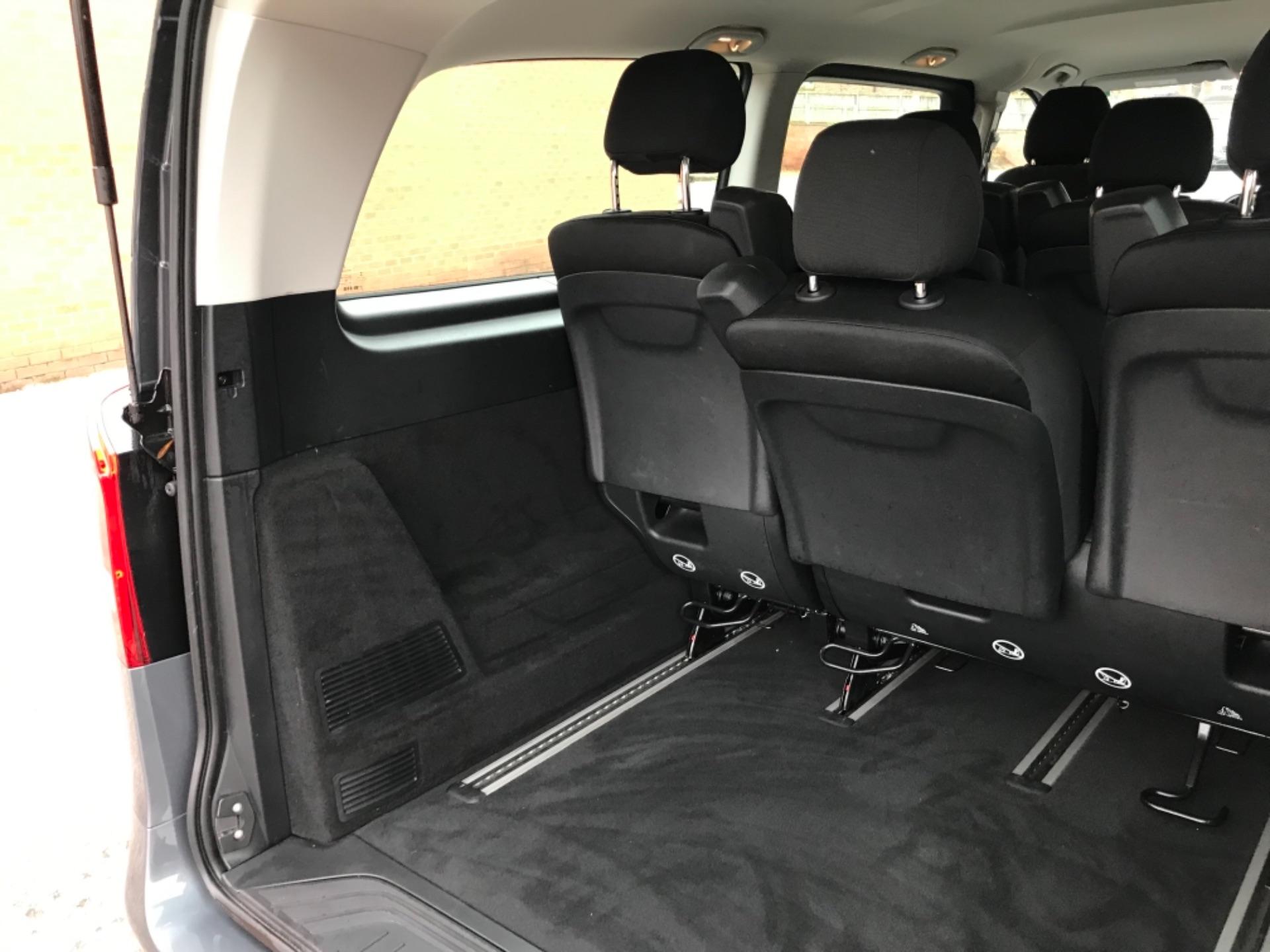 2018 Mercedes-Benz Vito 119 Bluetec Tourer Select 8 Seater (KS18GVZ) Image 32