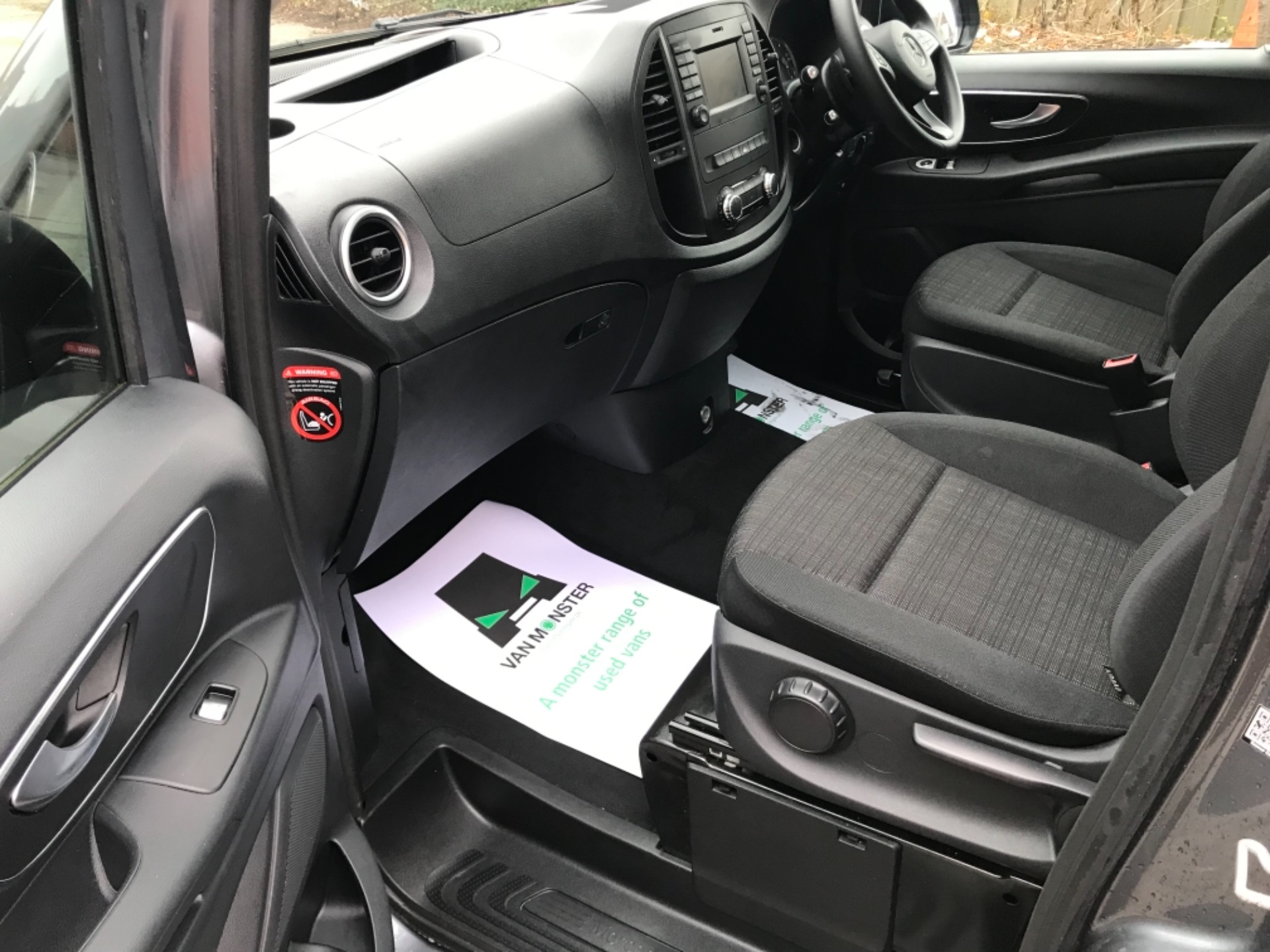 2018 Mercedes-Benz Vito 119 Bluetec Tourer Select 8 Seater (KS18GVZ) Image 22