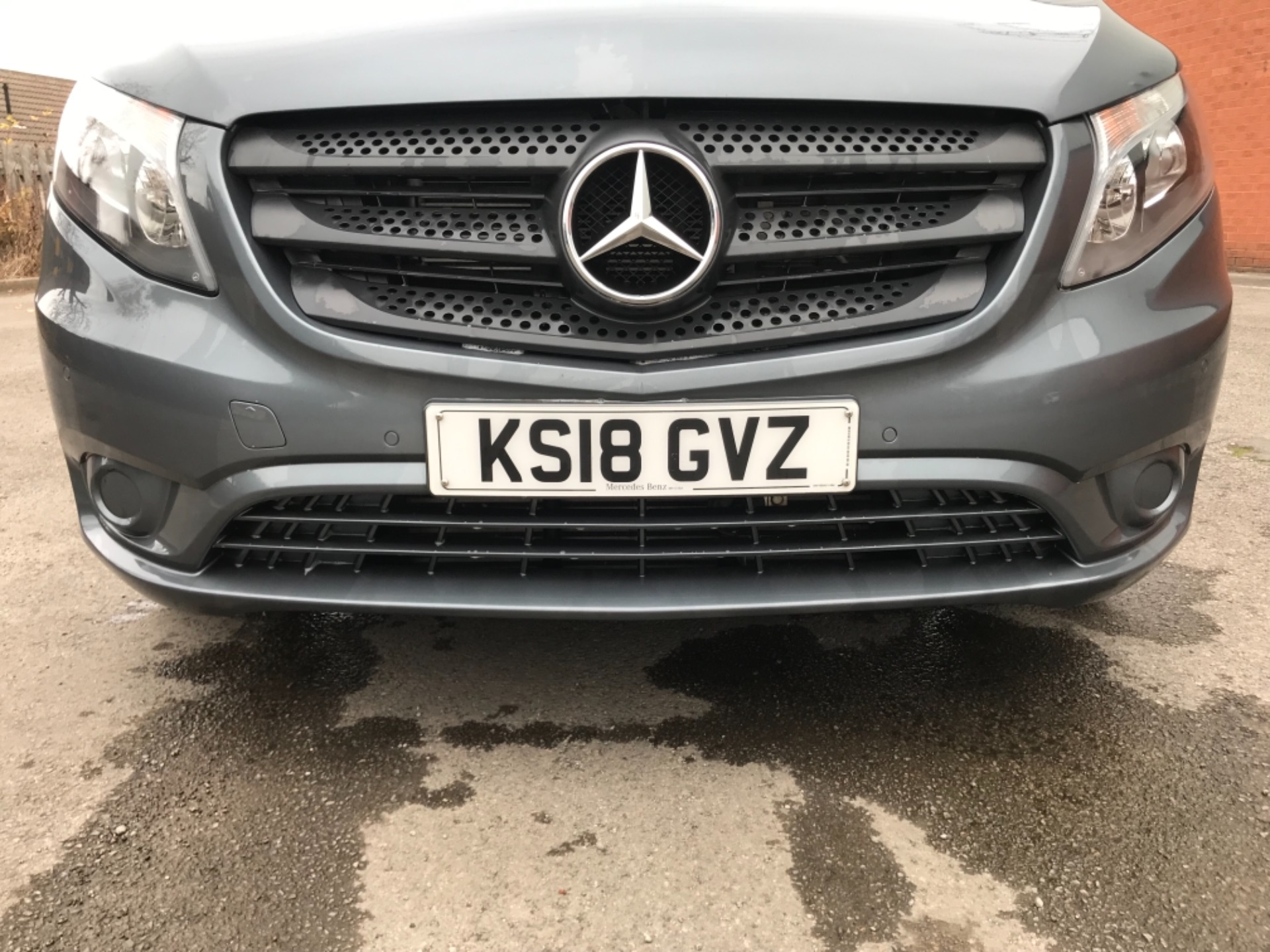 2018 Mercedes-Benz Vito 119 Bluetec Tourer Select 8 Seater (KS18GVZ) Image 35