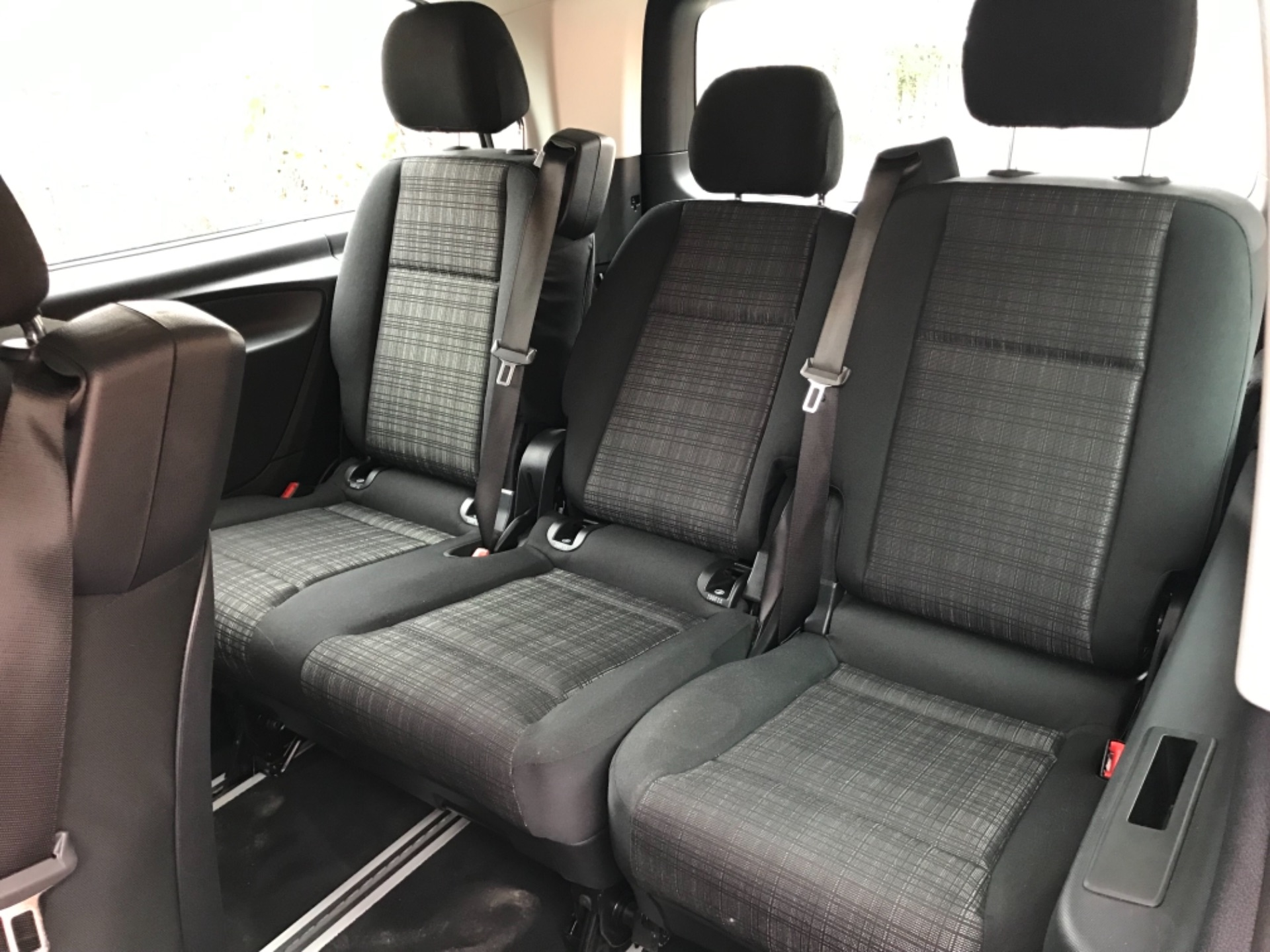 2018 Mercedes-Benz Vito 119 Bluetec Tourer Select 8 Seater (KS18GVZ) Image 26