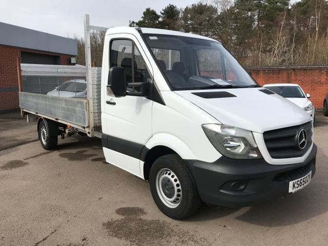 2016 Mercedes-Benz Sprinter  313 LWB DROP SIDE EURO 5 (KS65OZV)