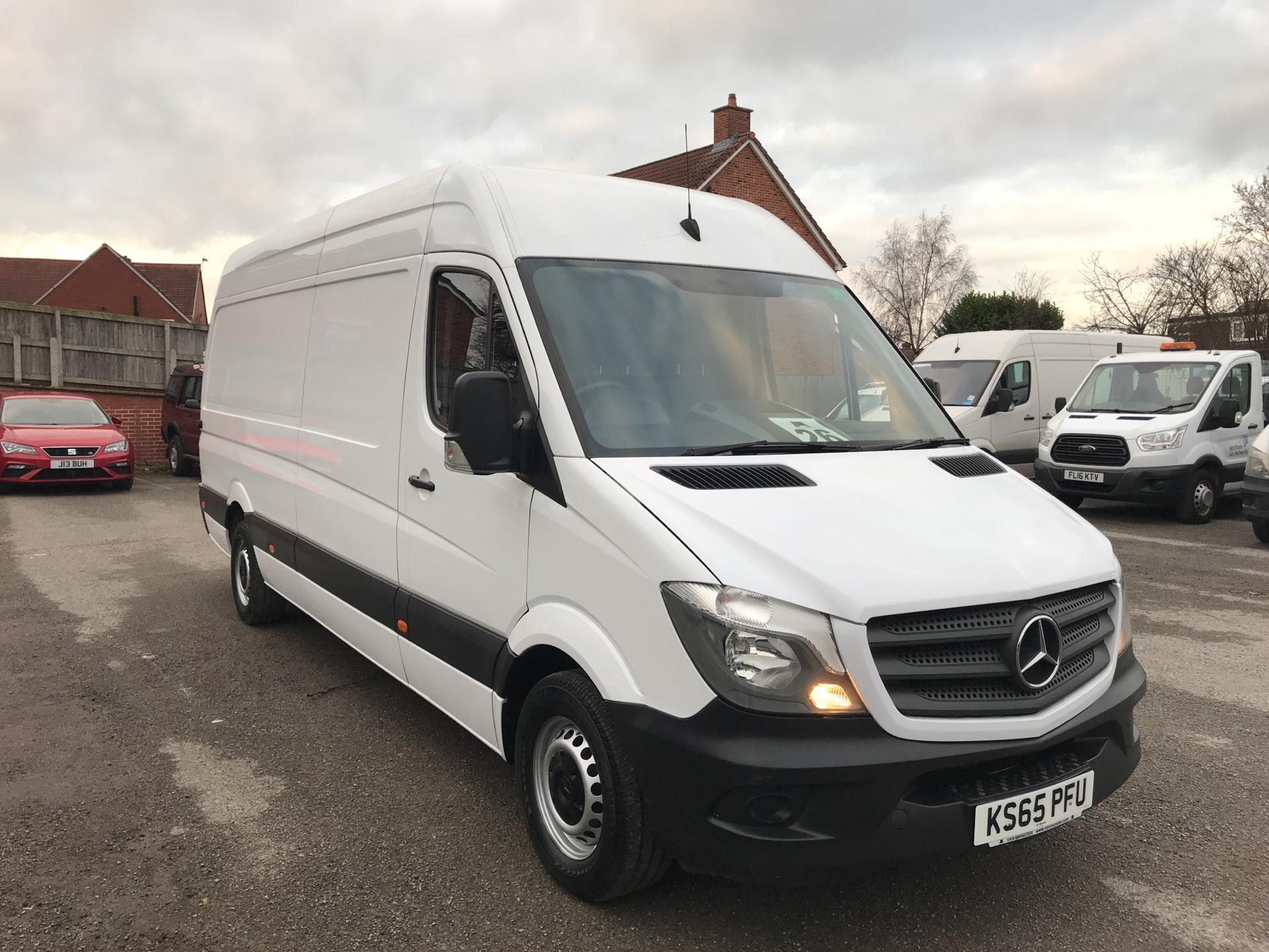 2016 Mercedes-Benz Sprinter 313 LWB H/R EURO 5 *VALUE RANGE VEHICLE CONDITION REFLECTED IN PRICE* (KS65PFU)