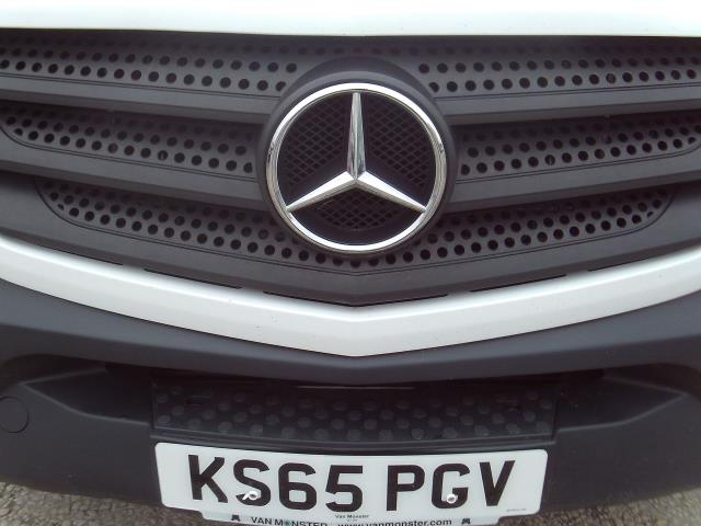 2016 Mercedes-Benz Sprinter 313cdi mwb High Roof 130ps (KS65PGV) Image 26