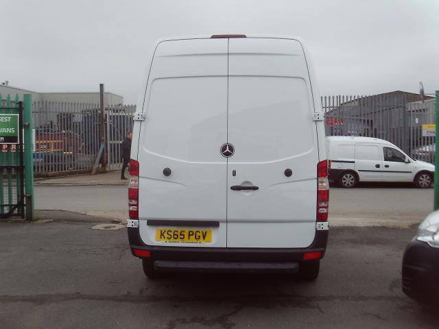 2016 Mercedes-Benz Sprinter 313cdi mwb High Roof 130ps (KS65PGV) Image 16