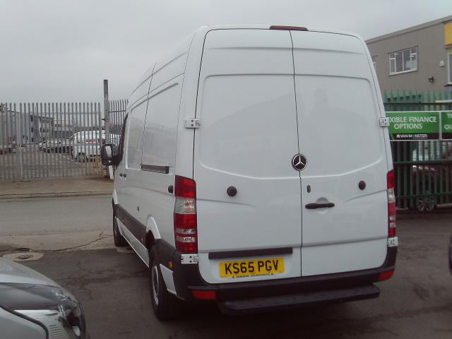 2016 Mercedes-Benz Sprinter 313cdi mwb High Roof 130ps (KS65PGV) Image 4