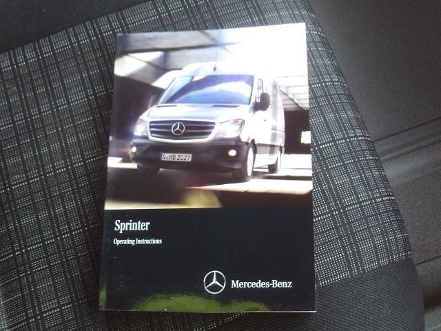 2016 Mercedes-Benz Sprinter 313CDI MWB HIGH ROOF 130PS (KS65PGV) Image 21
