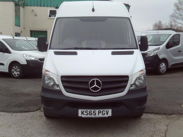 2016 Mercedes-Benz Sprinter 313cdi mwb High Roof 130ps (KS65PGV) Image 15