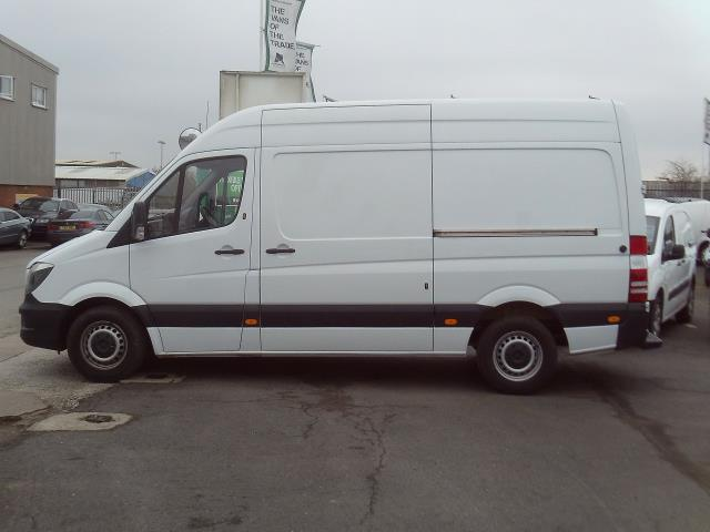 2016 Mercedes-Benz Sprinter 313cdi mwb High Roof 130ps (KS65PGV) Image 6