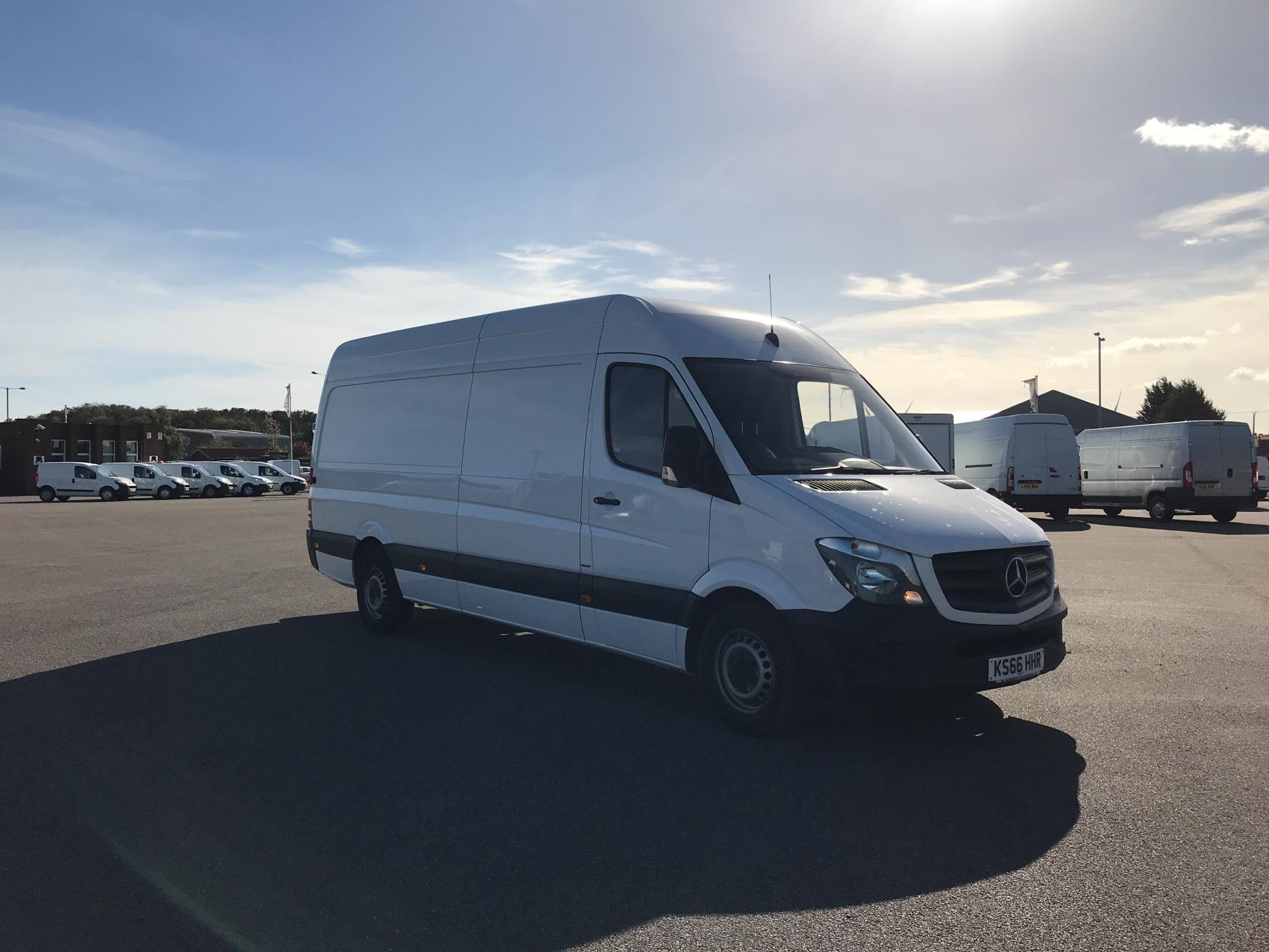 2016 Mercedes-Benz Sprinter LWB High Roof 314 CDi 136Ps VAN EURO 6 AIR CON (KS66HHR)