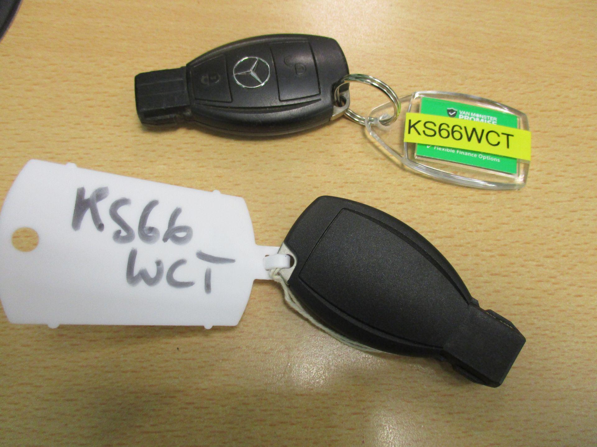2016 Mercedes-Benz Sprinter 314 LWB H/R VAN EURO 6 (KS66WCT) Image 22