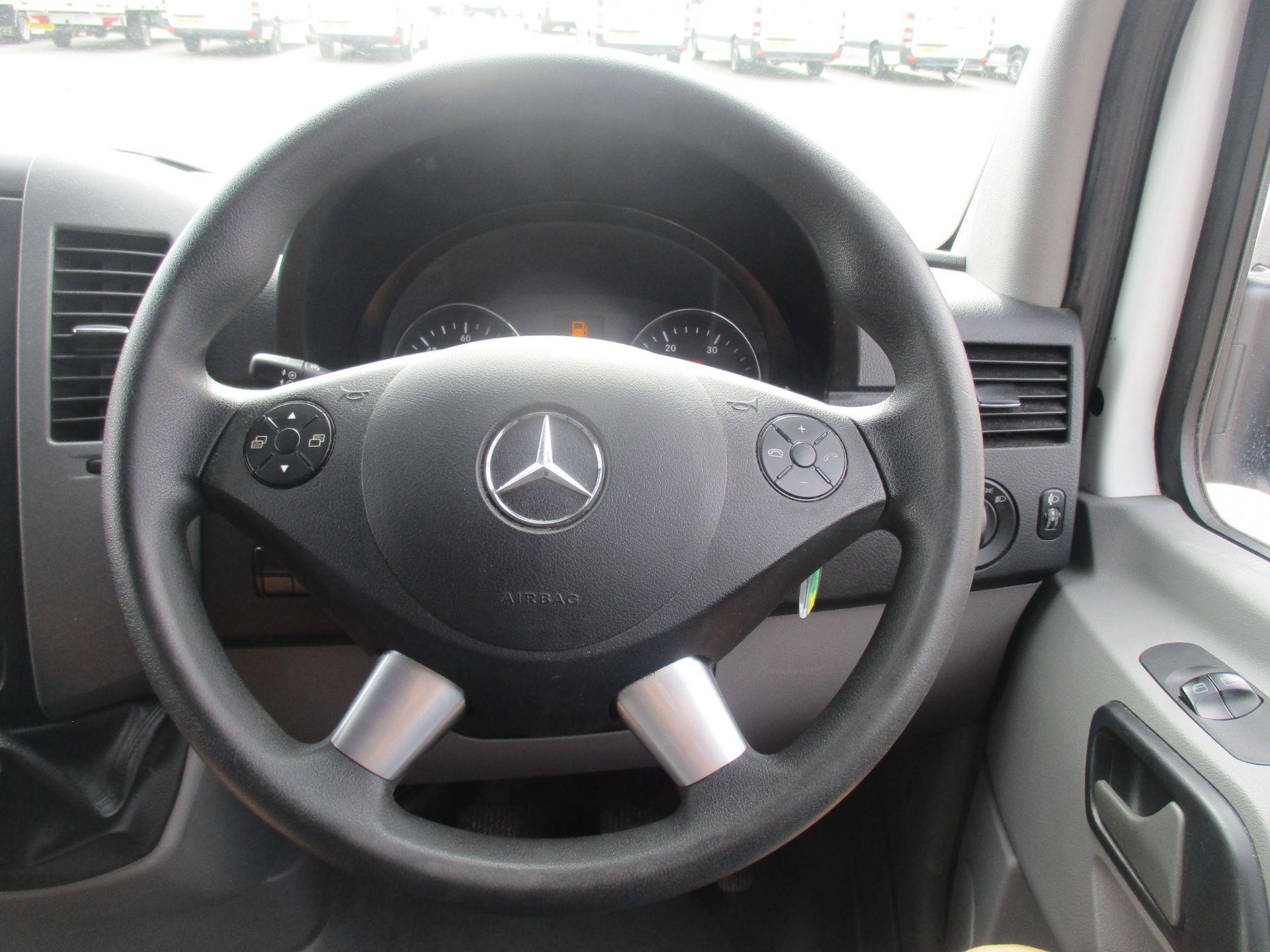 2016 Mercedes-Benz Sprinter 314 LWB H/R VAN EURO 6 (KS66WCT) Image 16
