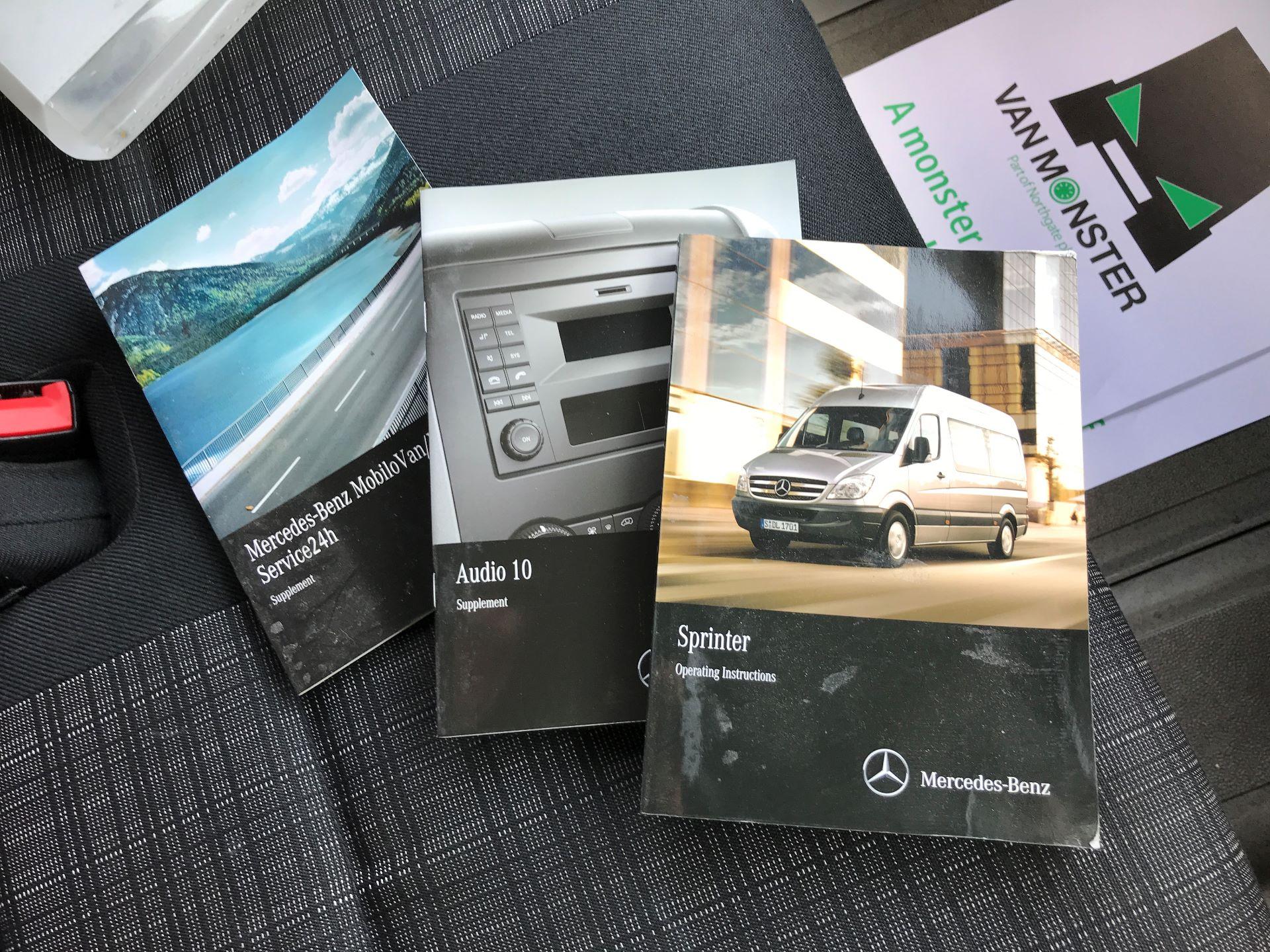 2016 Mercedes-Benz Sprinter 314 LWB H/R VAN EURO 6 (KS66WEF) Image 27