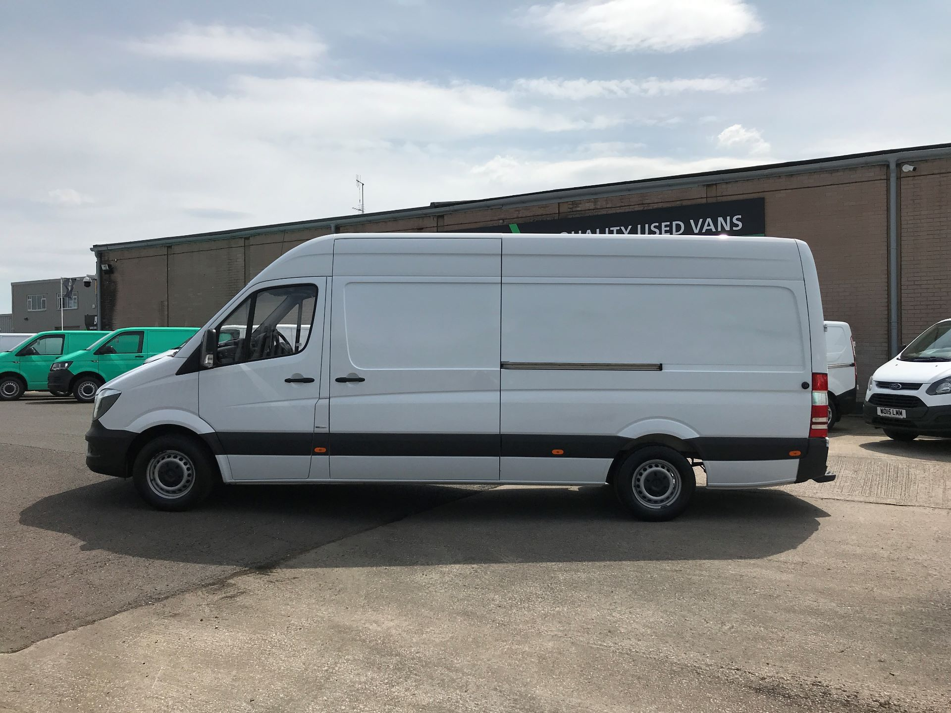 2016 Mercedes-Benz Sprinter 314CDI LWB HIGH ROOF 140PS EURO 6 (KS66WEF) Image 8