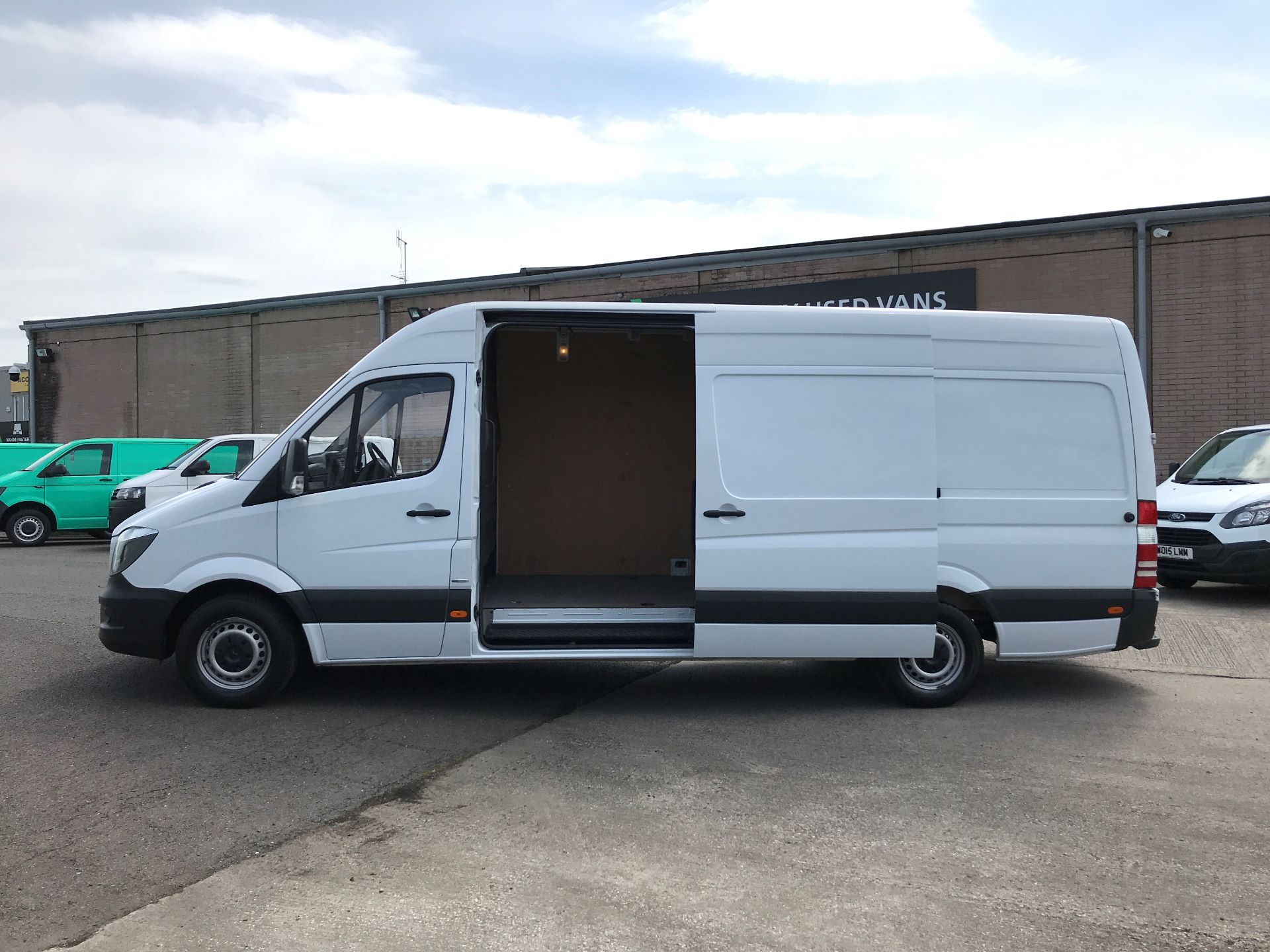 2016 Mercedes-Benz Sprinter 314CDI LWB HIGH ROOF 140PS EURO 6 (KS66WEF) Image 15