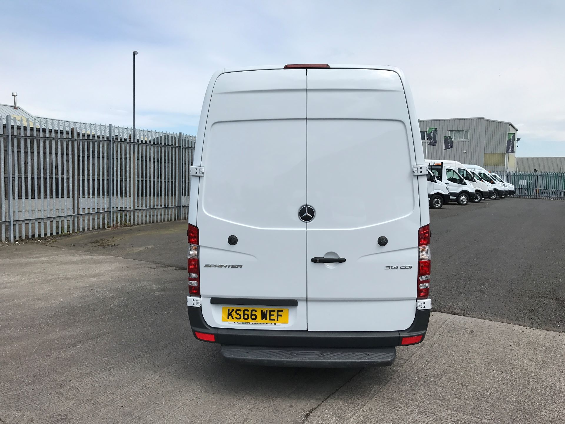 2016 Mercedes-Benz Sprinter 314CDI LWB HIGH ROOF 140PS EURO 6 (KS66WEF) Image 5