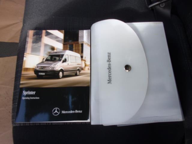 2016 Mercedes-Benz Sprinter 314 CDI MWB HIGH ROOF VAN EURO 6 (KS66WFT) Image 23