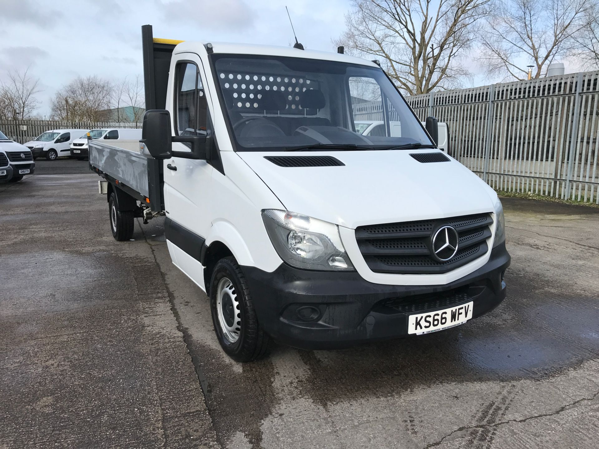 2016 Mercedes-Benz Sprinter 314CDI 13FT DROPSIDE 140PS EURO 6 (KS66WFV)