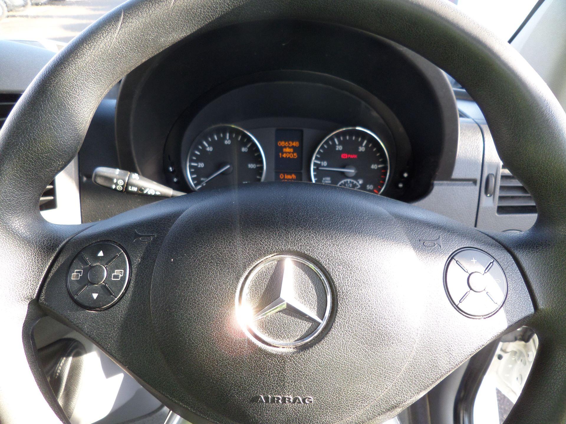 2016 Mercedes-Benz Sprinter 314 Luton Taillift Euro 6 (KS66WHD) Image 13