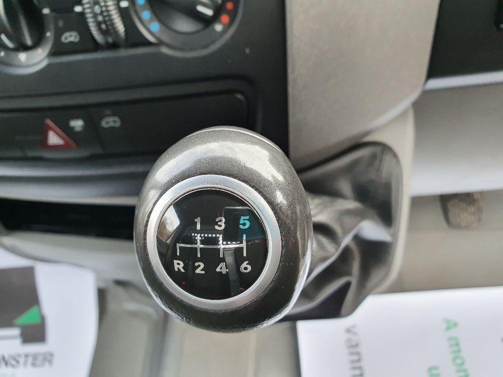 2016 Mercedes-Benz Sprinter 314 S/CAB 2.2CC L3 140PS EURO 5 (KS66WHT) Image 7
