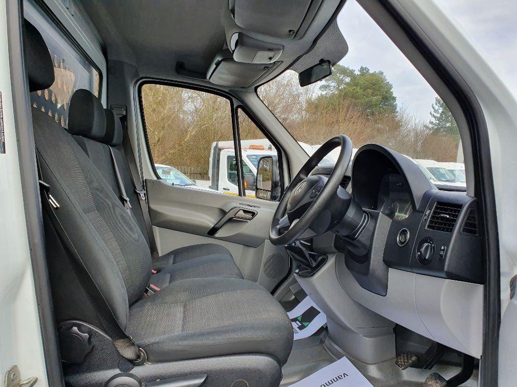2016 Mercedes-Benz Sprinter 314 S/CAB 2.2CC L3 140PS EURO 5 (KS66WHT) Image 5