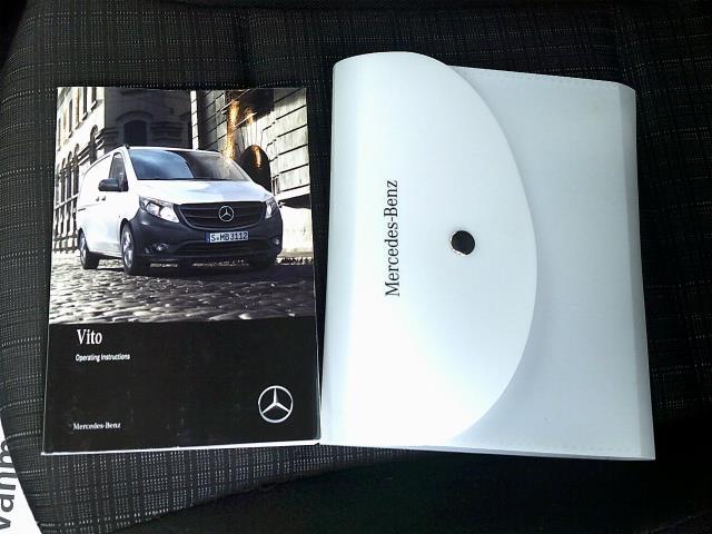 2017 Mercedes-Benz Vito 116Cdi Long Sport Van (KS67FHR) Image 25