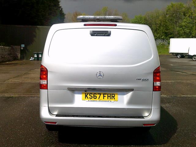 2017 Mercedes-Benz Vito 116Cdi Long Sport Van (KS67FHR) Image 12