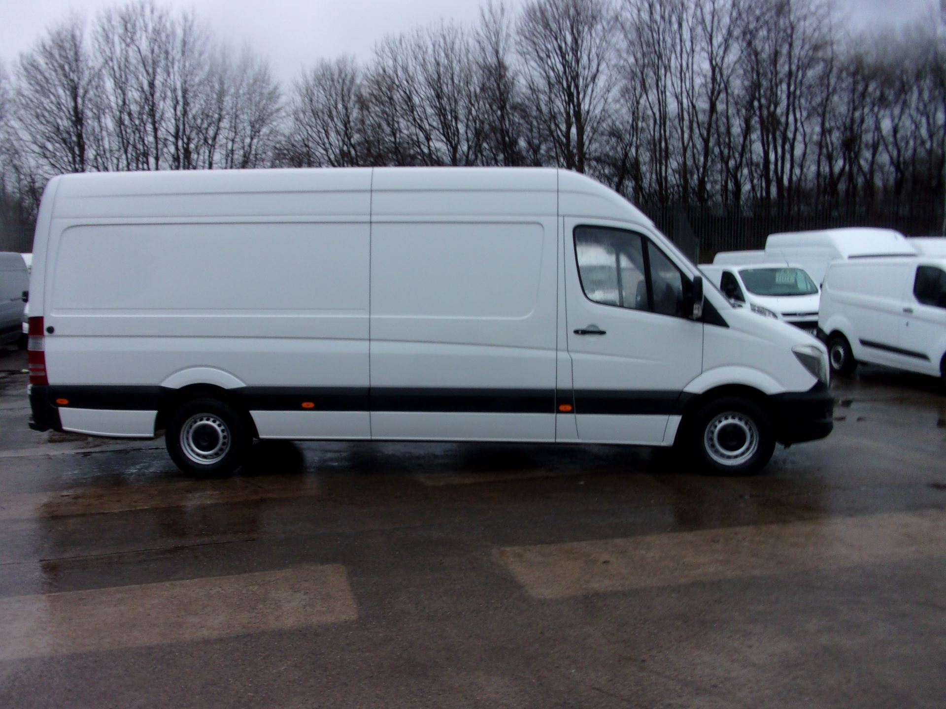 2017 Mercedes-Benz Sprinter 314 CDI LWB HIGH ROOF VAN EURO 6 (KS67FJV) Thumbnail 9