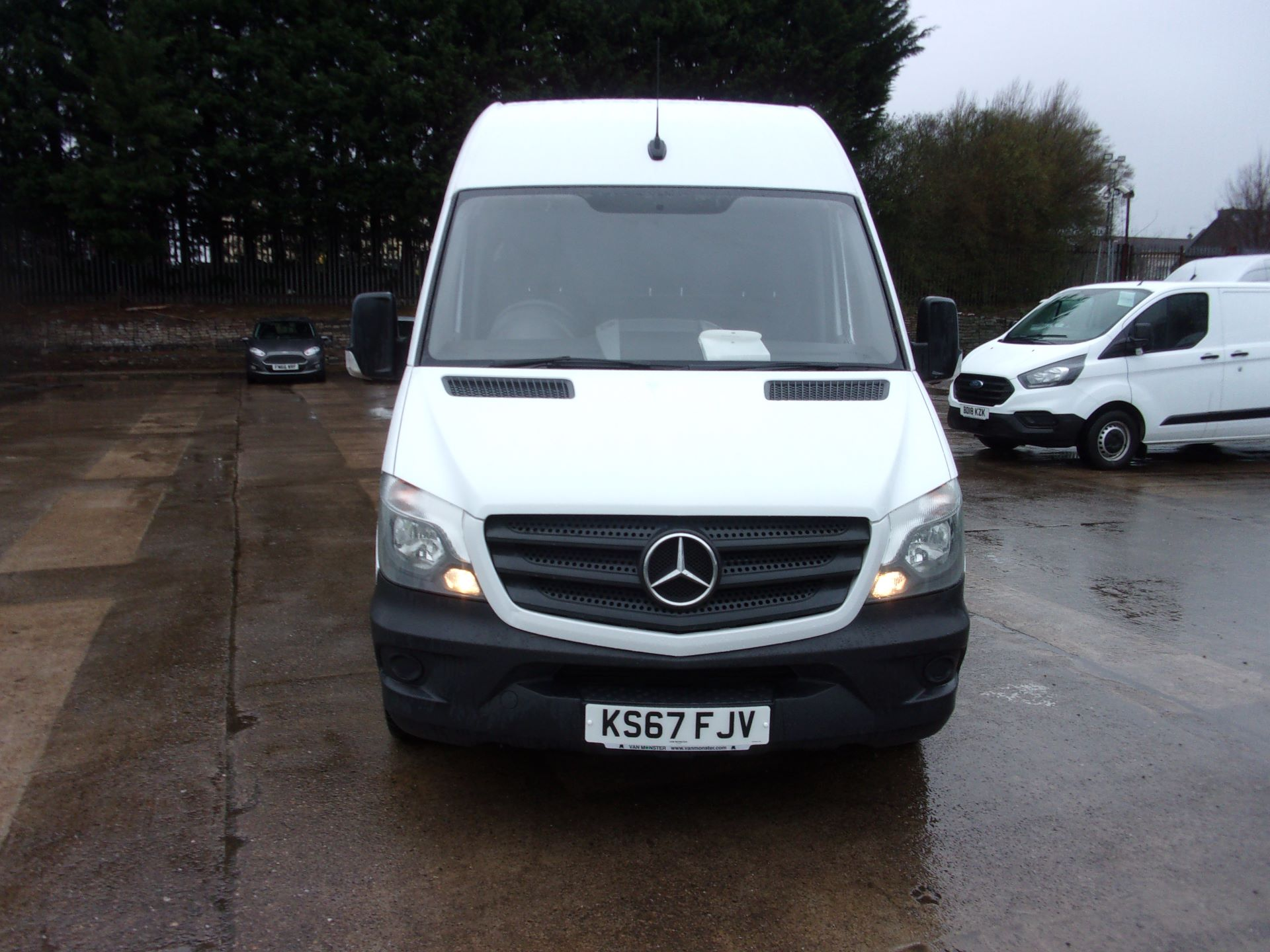 2017 Mercedes-Benz Sprinter 314 CDI LWB HIGH ROOF VAN EURO 6 (KS67FJV) Image 16