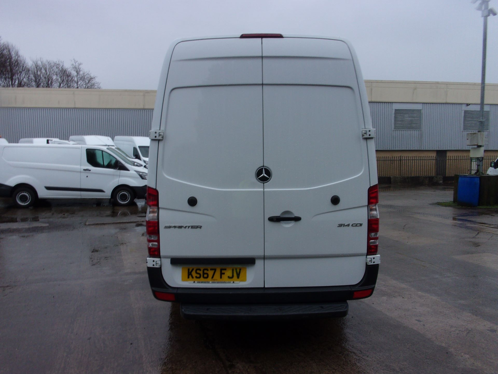 2017 Mercedes-Benz Sprinter 314 CDI LWB HIGH ROOF VAN EURO 6 (KS67FJV) Image 11