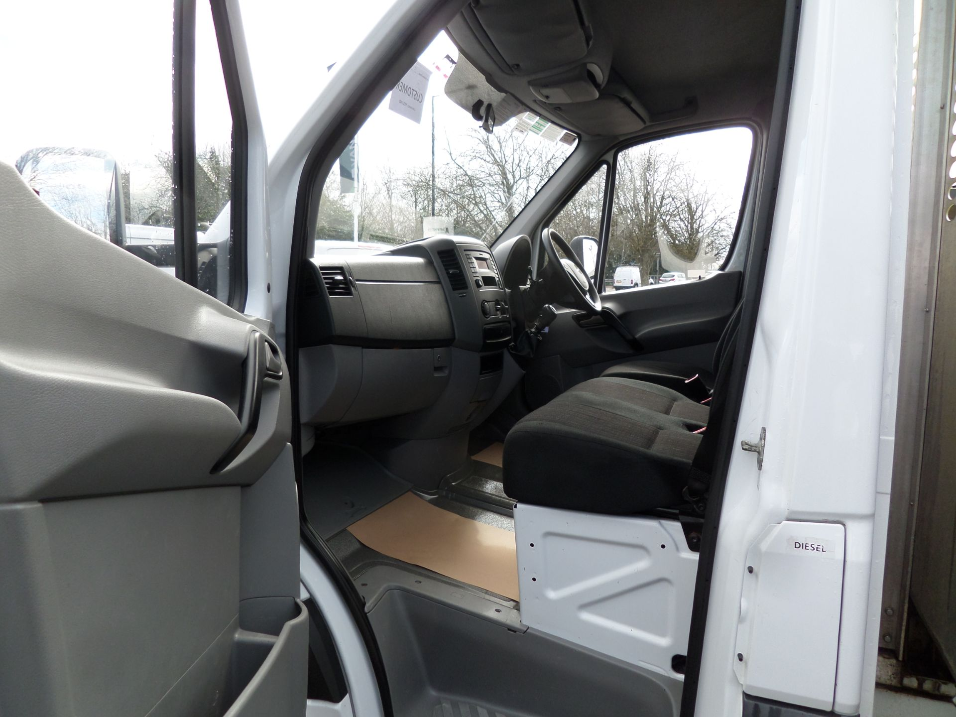 2018 Mercedes-Benz Sprinter 314 CDI Single Cab Dropside Euro 6 (KS67KCU) Image 7