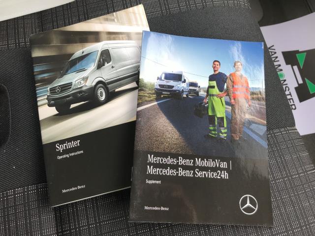 2017 Mercedes-Benz Sprinter 314CDI MWB HIGH ROOF BLUE EFFICIENCY 140PS EURO 6 (KS67KKH) Image 29