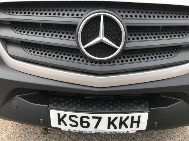 2017 Mercedes-Benz Sprinter 314CDI MWB HIGH ROOF BLUE EFFICIENCY 140PS EURO 6 (KS67KKH) Image 33