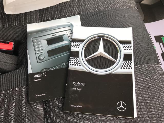 2017 Mercedes-Benz Sprinter 314CDI MWB HIGH ROOF BLUE EFFICIENCY 140PS EURO 6 (KS67KKH) Image 30