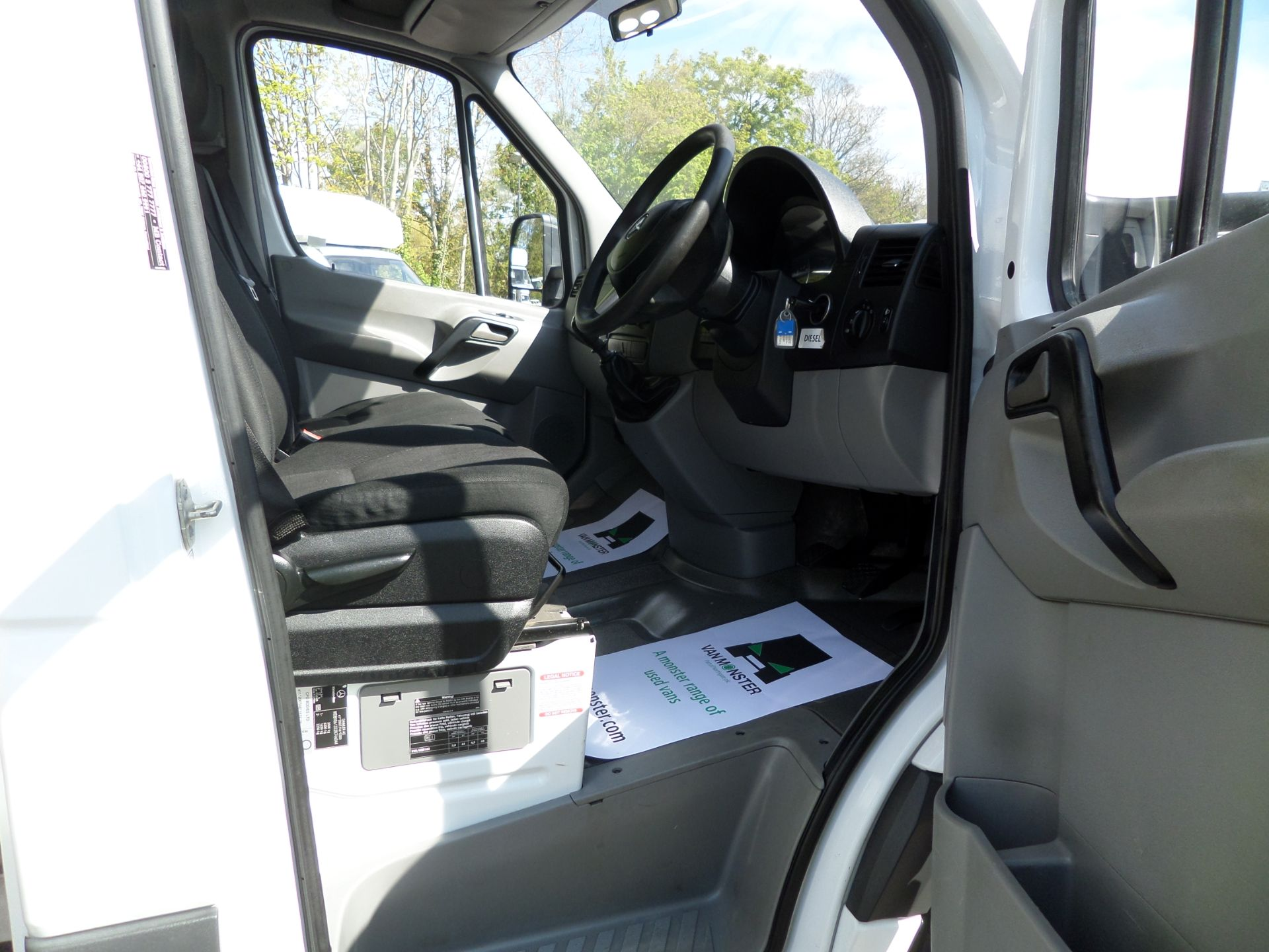 2018 Mercedes-Benz Sprinter 314 CDI Single Cab Dropside Euro 6 (KS67KNA) Image 11