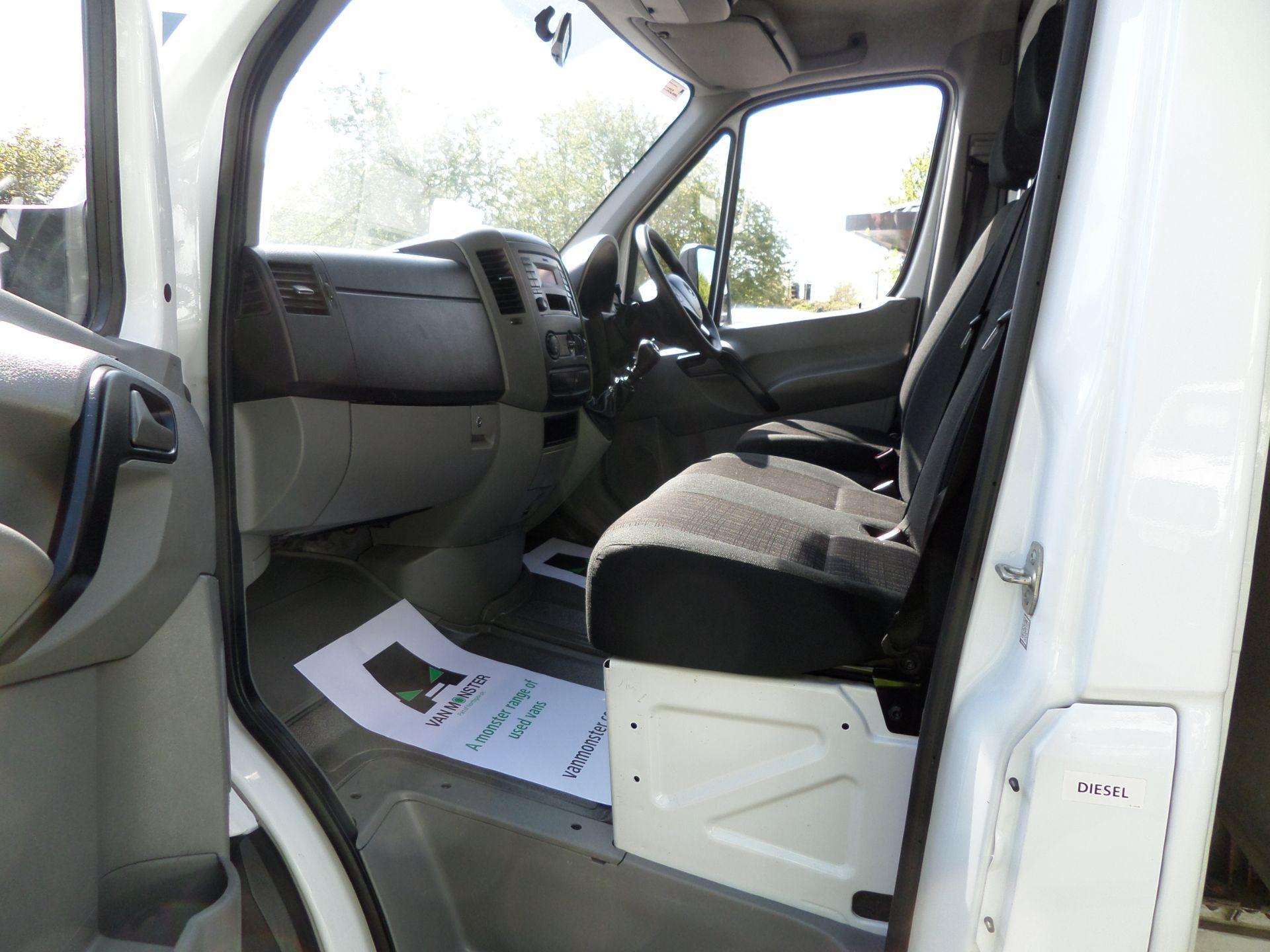 2018 Mercedes-Benz Sprinter 314 CDI Single Cab Dropside Euro 6 (KS67KNA) Image 7