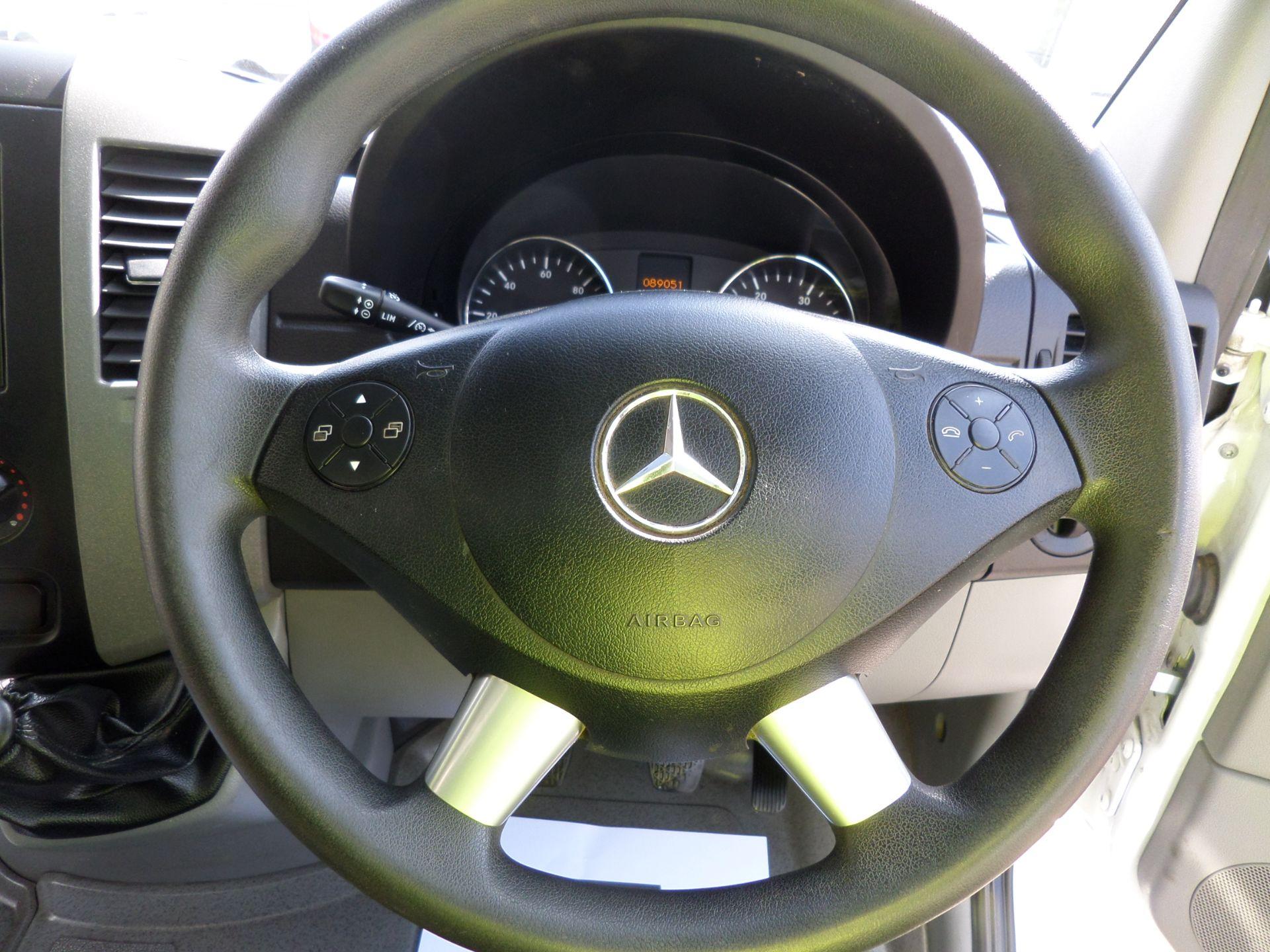 2018 Mercedes-Benz Sprinter 314 CDI Single Cab Dropside Euro 6 (KS67KNA) Image 14