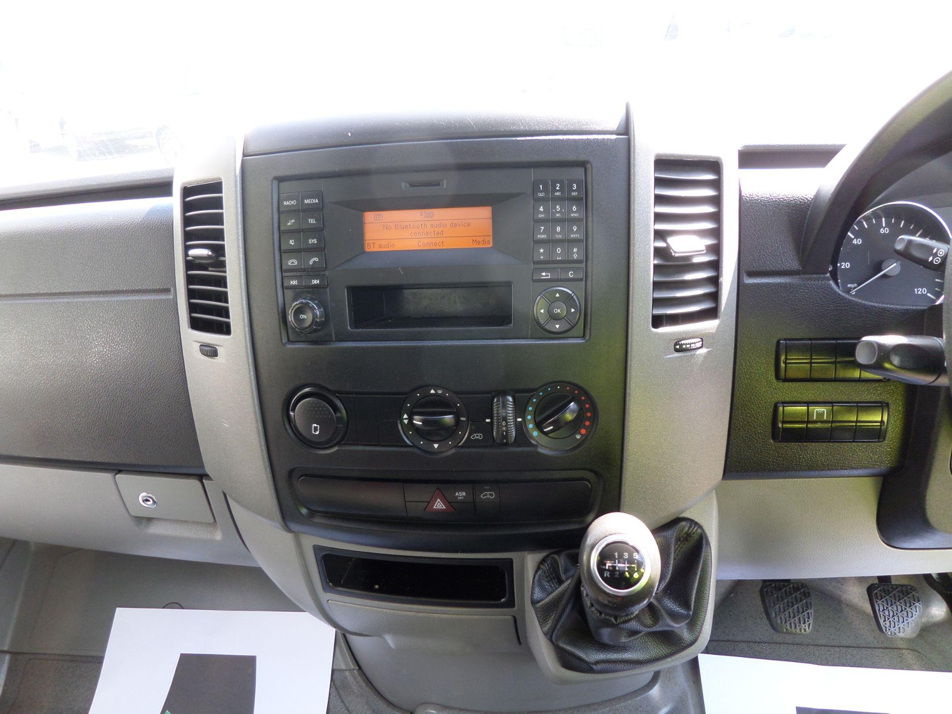 2018 Mercedes-Benz Sprinter 314 CDI Single Cab Dropside Euro 6 (KS67KNA) Image 12