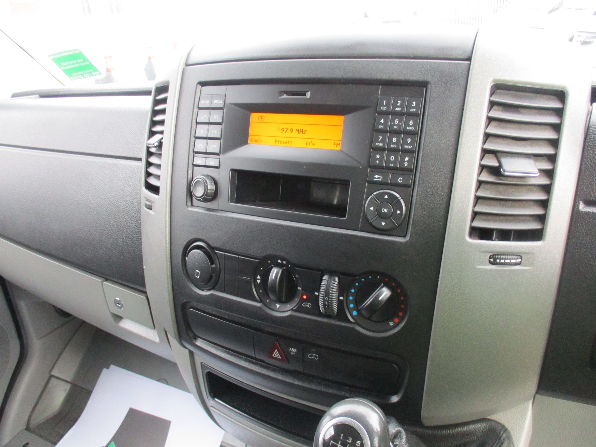 2018 Mercedes-Benz Sprinter 314 LUTON TAIL LIFT EURO 6 (KS67KNV) Image 12