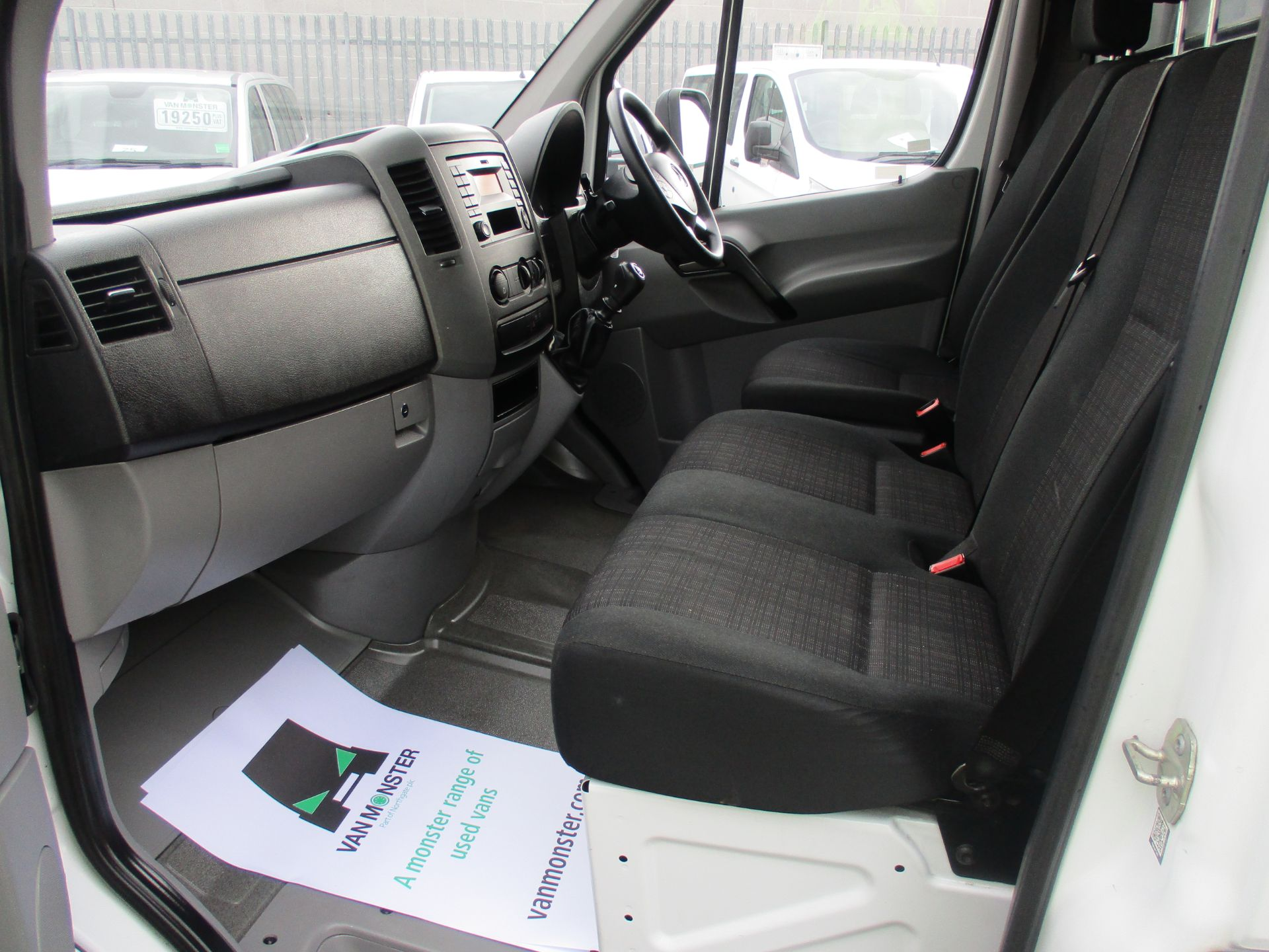 2018 Mercedes-Benz Sprinter 314 LUTON TAIL LIFT EURO 6 (KS67KNV) Image 24