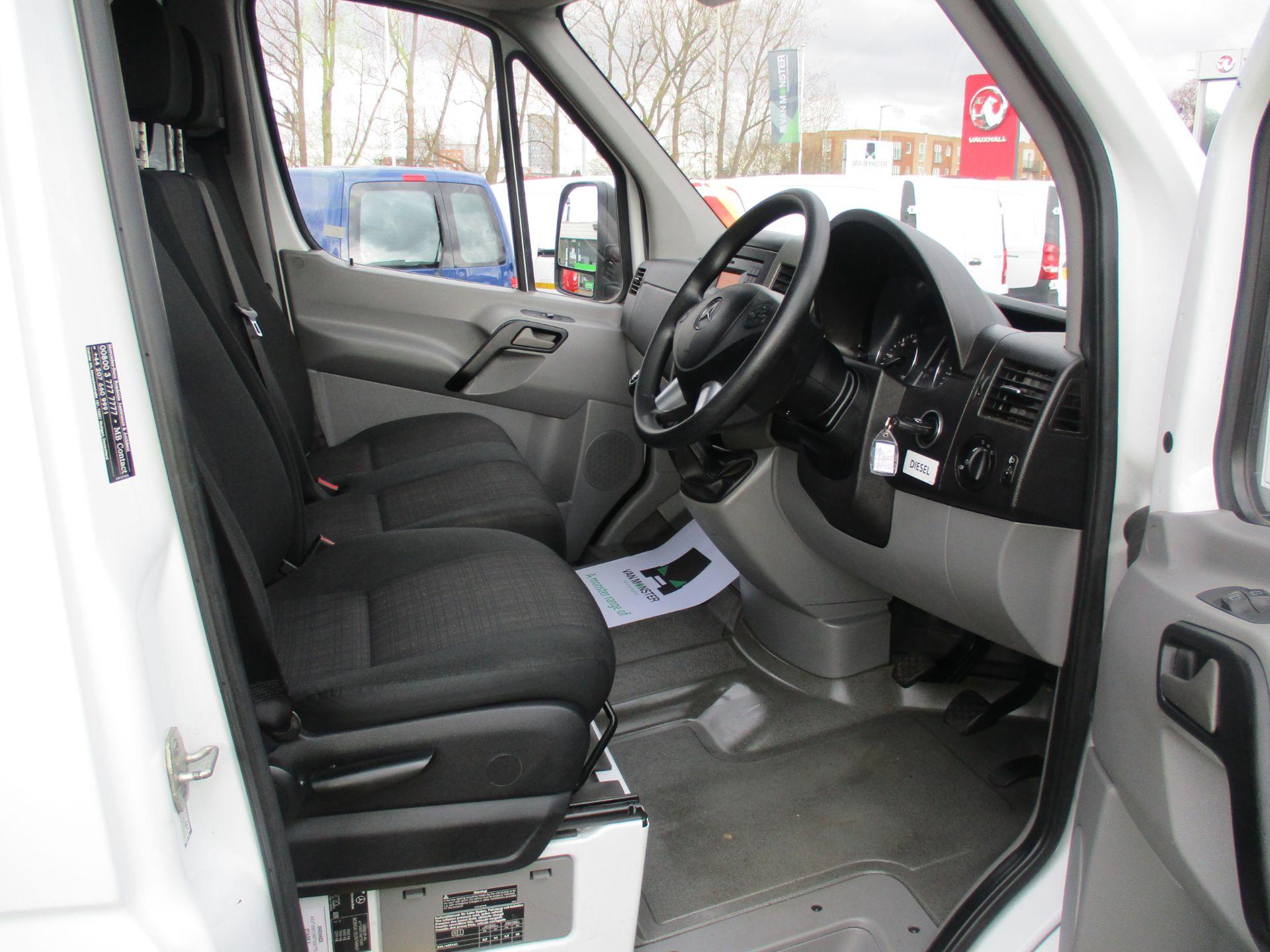 2018 Mercedes-Benz Sprinter 314 LUTON TAIL LIFT EURO 6 (KS67KNV) Image 9