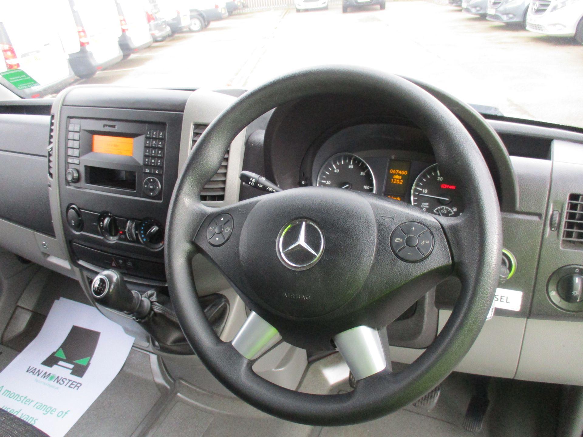 2018 Mercedes-Benz Sprinter 314 LUTON TAIL LIFT EURO 6 (KS67KNV) Image 10