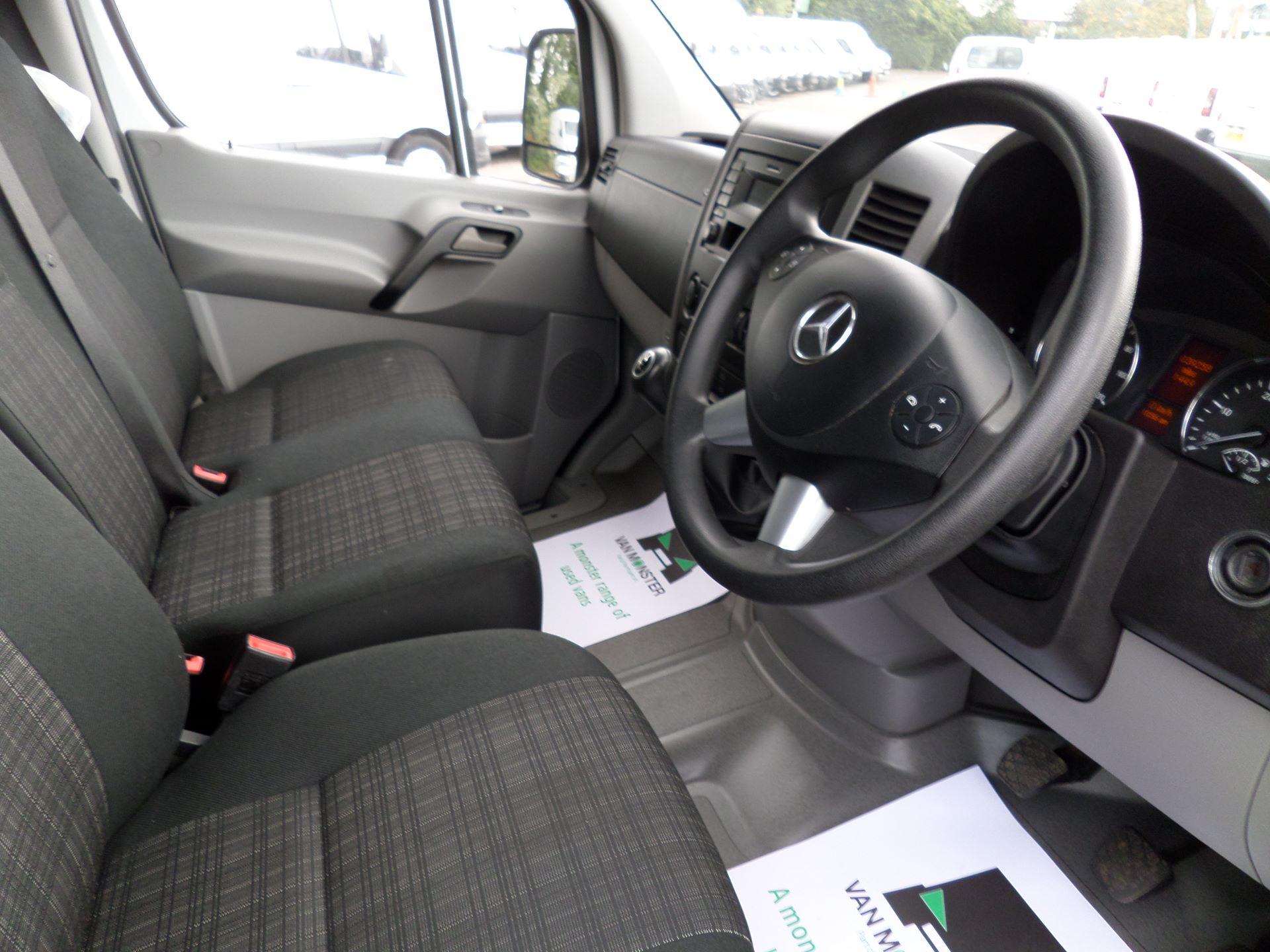 2017 Mercedes-Benz Sprinter  314 LWB H/R VAN EURO 6 (KS67KSU) Image 2
