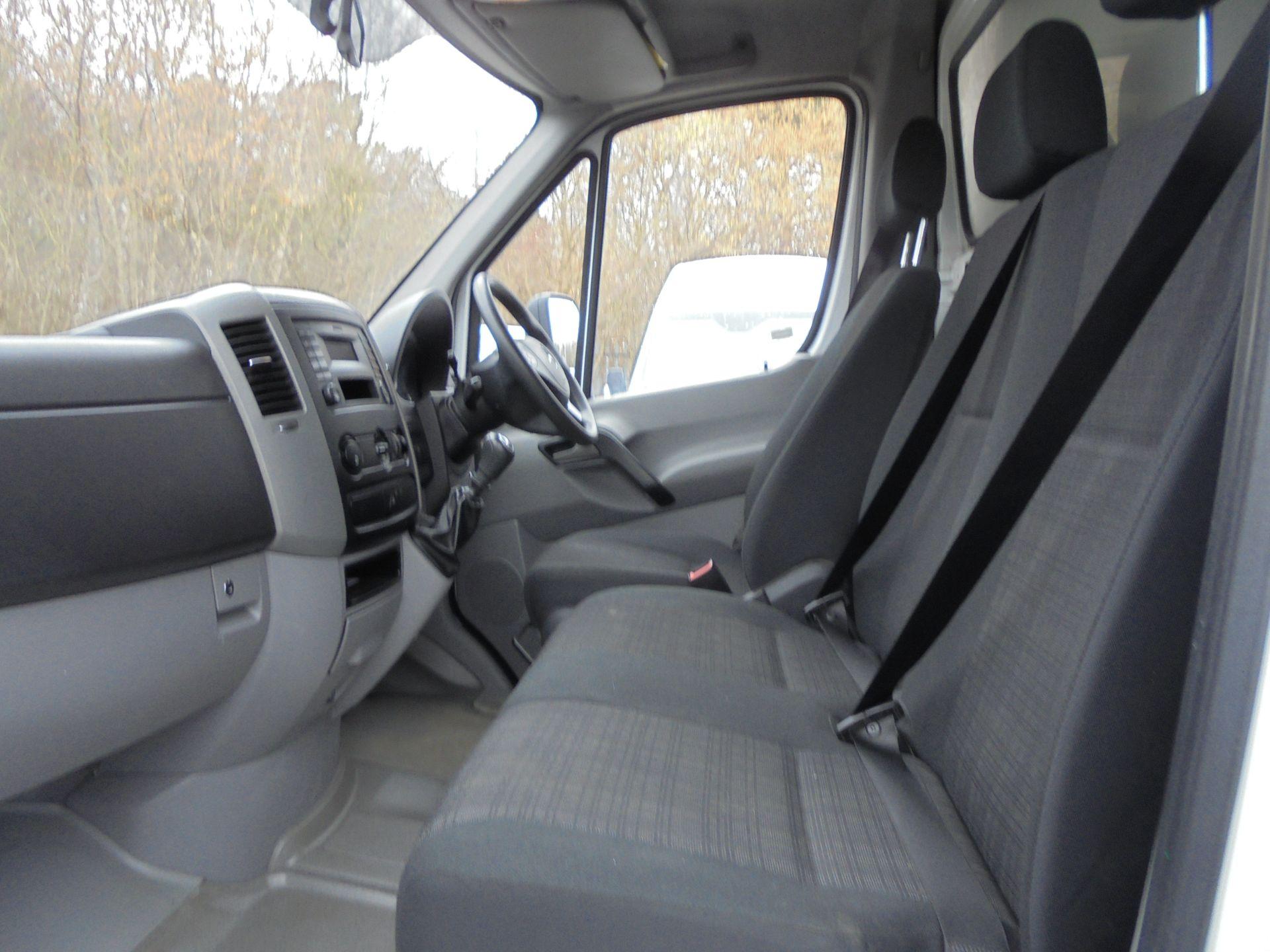 2018 Mercedes-Benz Sprinter 3.5T 314 Luton With Tail Lift (KS67KSX) Image 13