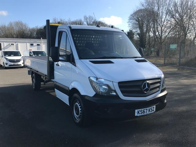 2018 Mercedes-Benz Sprinter 314 LWB DROP SIDE EURO 6 (KS67KSZ)