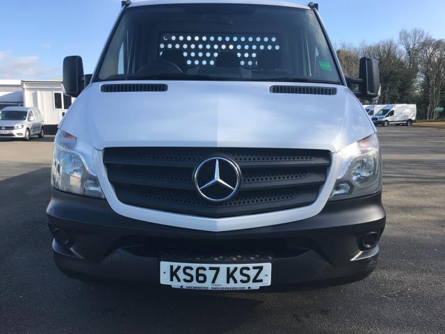 2018 Mercedes-Benz Sprinter 314 LWB DROP SIDE EURO 6 (KS67KSZ) Image 12